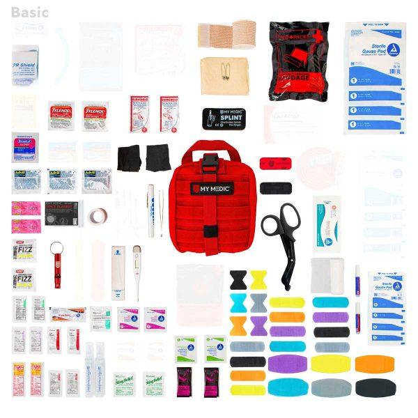 MY FAK Basic Supplies