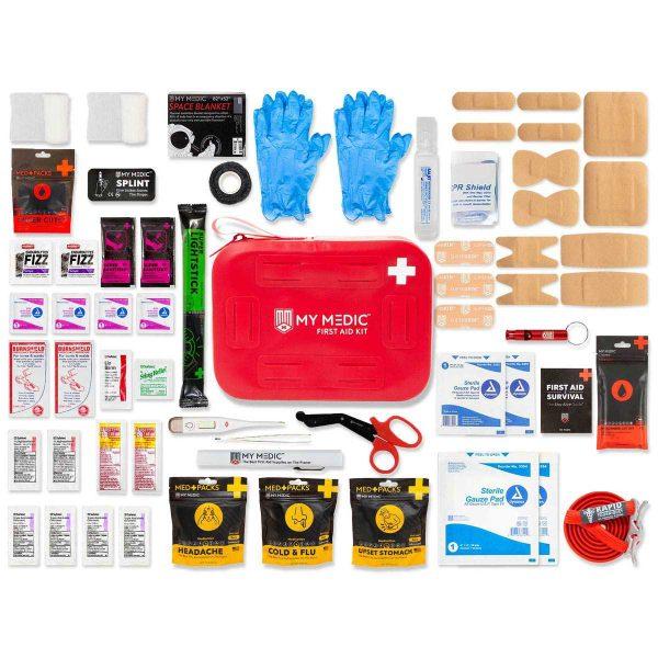 My Medic Stormproof Kit Supplies